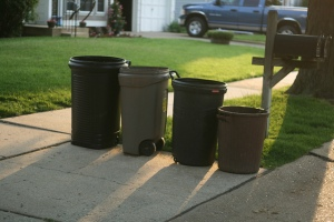 Trash Can Family, image by Tojosan