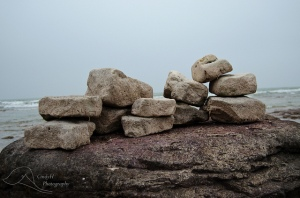 Pile of Rocks--Image  by WxMom