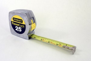 Tape Measure--Image by Redjar