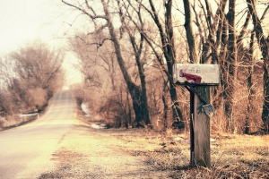 Mailbox--Image by Earl Wilkerson