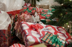 Presents--Image by Mandy Jansen