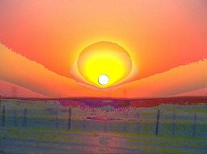 Sunrise--image by Edward Musiak