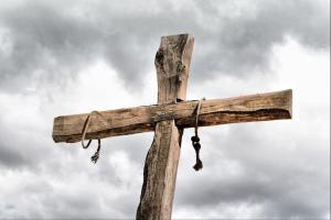 Jesus' Cross--Image by Claudio Ungarl