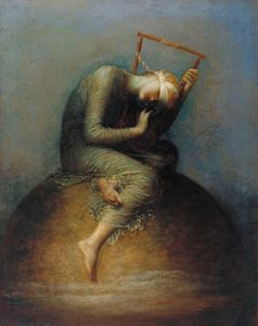 Hope - by George Frederic Watts - Image from Wikipedia