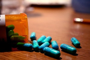 Pills--Image by Michael Chen