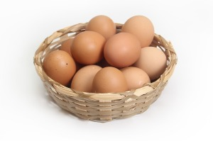 All the eggs--just one basket