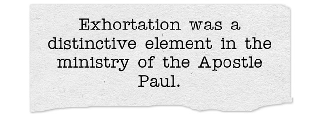 exhortation.1